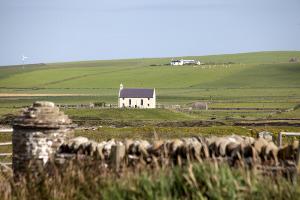 Orkney Farm House