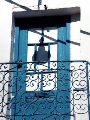 Skiathos Door
