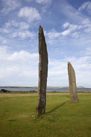 Standing Stones of Stenness   Stromness