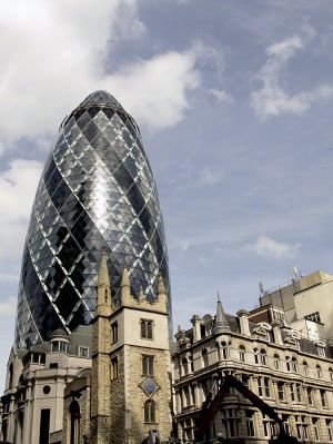 The Gherkin Algate  London