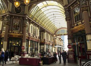 Leadenhall Markets London
