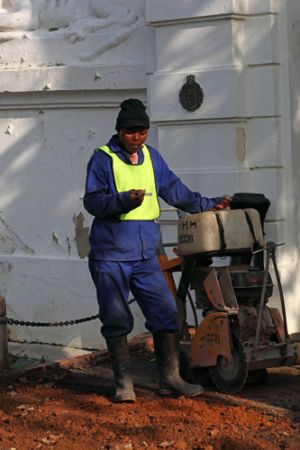 Cape Town Worker