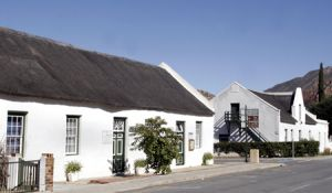 Monatague a Cape Dutch Village Western Cape Province