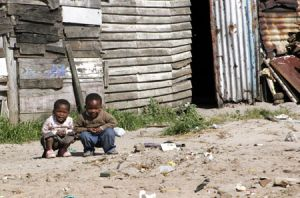 Langa Township Kids Cape Town