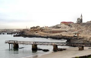 Luderitz Atlantic Coast
