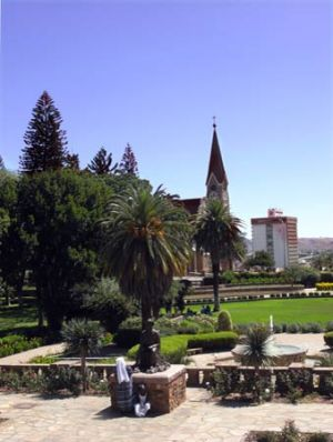 White Windhoek