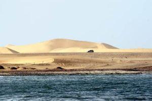 Swarkopmund Dunes