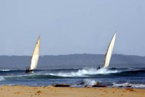 Twin Dhows
