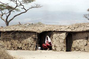 Masai Doorway