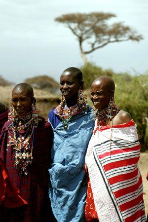 Masai Trio