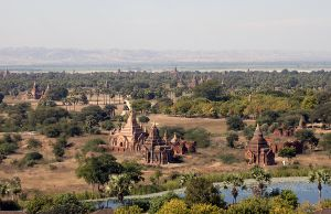 Temples of Bagan Over 2000