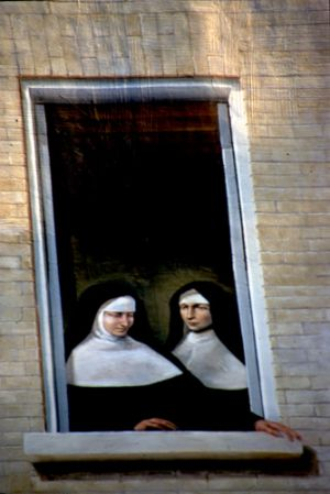 Artful Nuns Quebec City