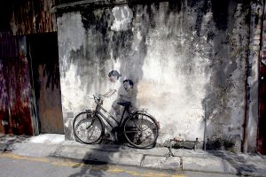 Bicycle Art   Penang
