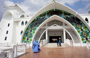 Sea Mosque Malacca