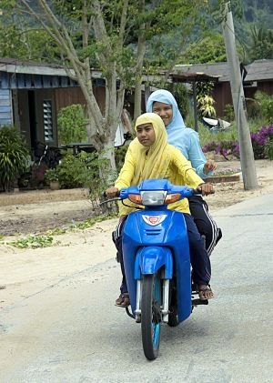 Easy Riders Tioman