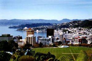 Wellington the Capital of NZ