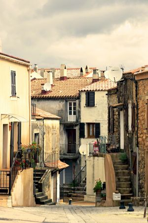 Old Piana Streets