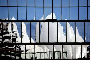Opera House Reflection