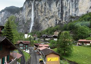Swiss Village Lauterbrunnen