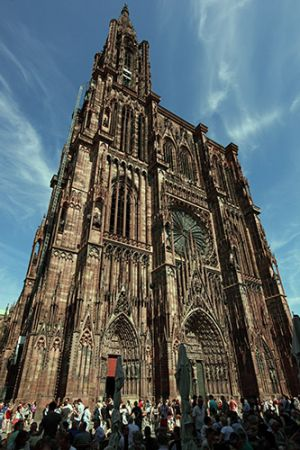 Strasbourg Cathedral of Notre Dame