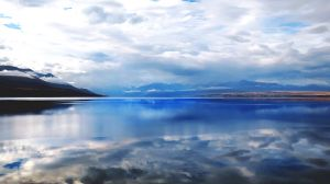 Lake Pukaki Clouds