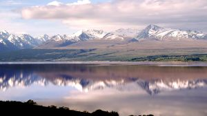 Southern Alps Reflections