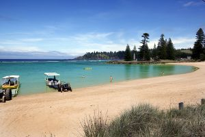 Emily Bay Norfolk Island