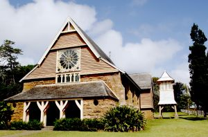 St Barnabas Church Original Melanesian Mission