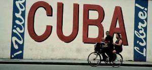Cuban Wall in Havana