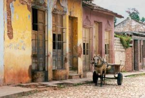 Street in Baracoa