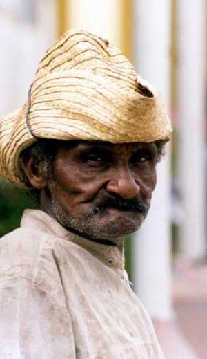 Man in Gibara