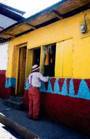 Shop in Mountain Town of Todos Santos
