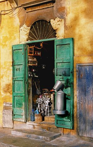 Gozo Shop Doorway