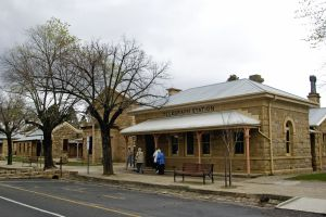 Beechworth In Winter