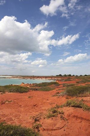 Gantheume Point  Broome