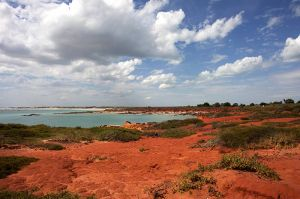 Gantheume Point  Broome Landscape