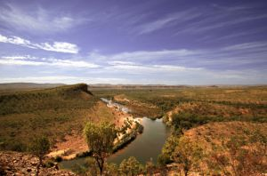 Brancos Lookout at El Questro, The Kimberley,