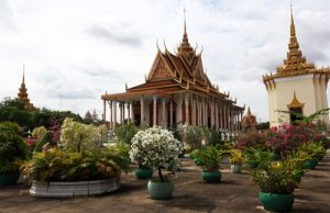 Phnom Pehn Royal Palace