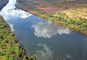 Ord River Cloud Reflections