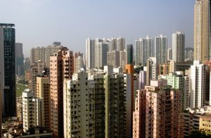 High Density Living Hong Kong