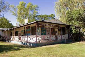 The Crossing Inn at Old Fitzroy Crossing