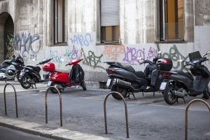 Milan Scooters